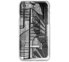 Sculptural Architecture 3 BW iPhone Case/Skin