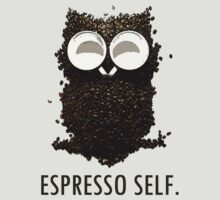Espresso Self w/ text by Ashe Bandia