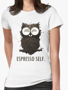Espresso Self w/ text T-Shirt