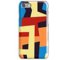 Abstract VI iPhone Case/Skin