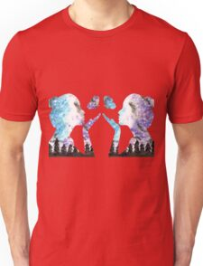 Opposite Wishes  Unisex T-Shirt