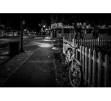 Night Cruiser Photographic Print
