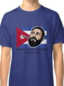 Fidel Castro Cuba Classic T-Shirt