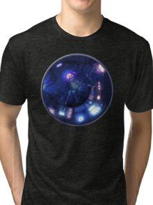 Pilote & Poulpy Tri-blend T-Shirt
