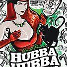 Hubba Hubba Revue | Szandora LaVey | Lucky 7th Anniversary by caseycastille
