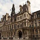Hotel de Ville - Paris - 2 ©  by © Hany G. Jadaa © Prince John Photography