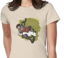 Fight & Flight Womens Fitted T-Shirt