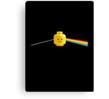 lego dark side of the moon Canvas Print