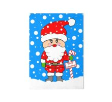 Merry Christmas Santa Gallery Board