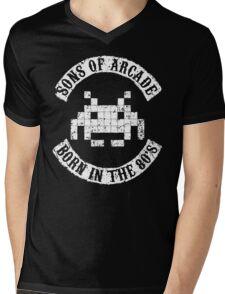 Sons of Arcade Mens V-Neck T-Shirt