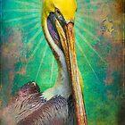 Immaculate adoration of the Virgin Pelican Malatesta Pandolfo Castiglione de Tortuga. by alan shapiro