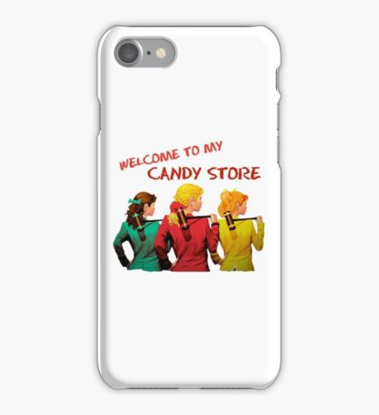 Heathers - Welcome To My Candy Store iPhone Case/Skin