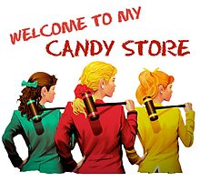 Heathers - Welcome To My Candy Store by GoodbyeMrChris
