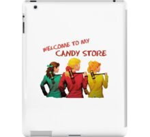 Heathers - Welcome To My Candy Store iPad Case/Skin