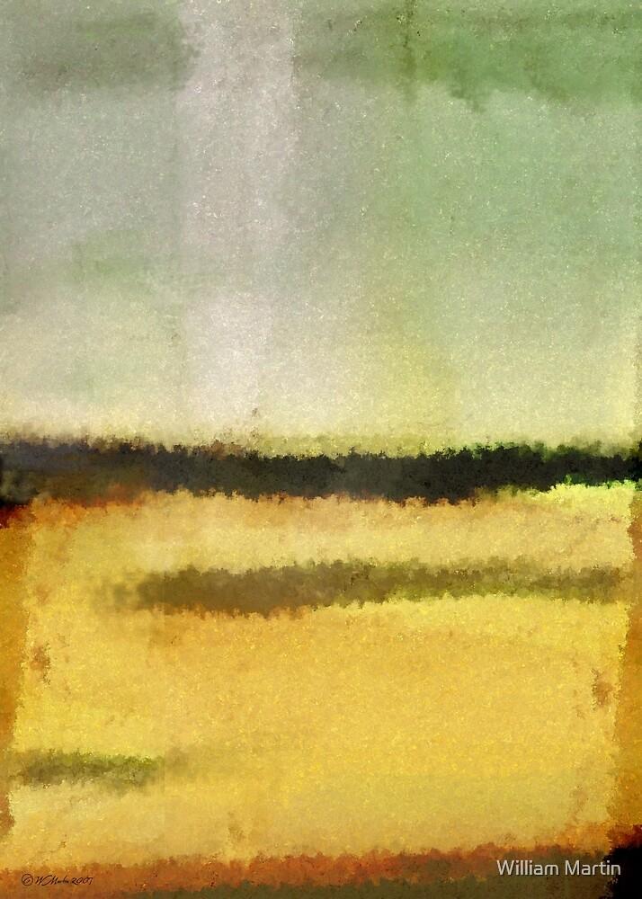 Three Lines by William Martin