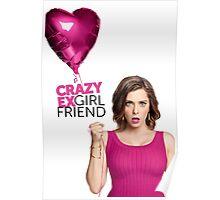 CRAZY EX GIRLFRIEND Poster