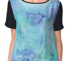 Angels Watching Over Me by Marie Sharp Chiffon Top