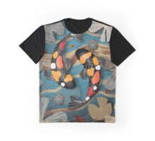 Koi Watergarden Graphic T-Shirt