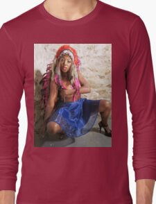 Indian doll Long Sleeve T-Shirt