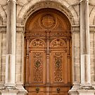 Hotel de Ville - One Of These Doors ©  by © Hany G. Jadaa © Prince John Photography