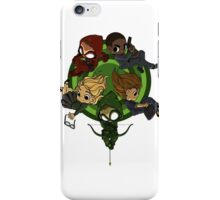 Arrow S3 Promo Poster Variant - Version 2 iPhone Case/Skin