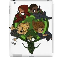 Arrow S3 Promo Poster Variant - Version 2 iPad Case/Skin