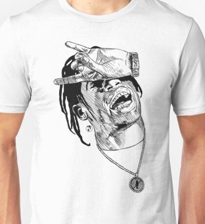 La Flame sketch Unisex T-Shirt