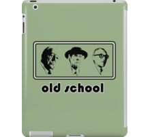 Old school architects Architecture T shirt iPad Case/Skin