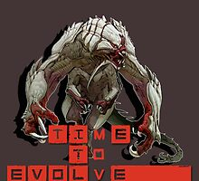 Time To Evolve by Xander Player