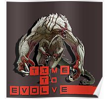 Time To Evolve Poster