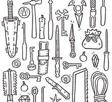 Thief's Kit by coteybucket