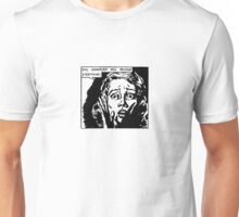 Evil Comic Unisex T-Shirt