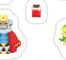 The Legend of Zelda - Windwaker Males set 1 Sticker