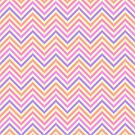 Antique Pastel Chevrons by destinysagent