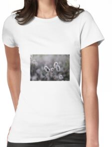 Beautiful plant Womens Fitted T-Shirt