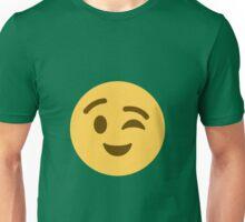 Winking face Unisex T-Shirt