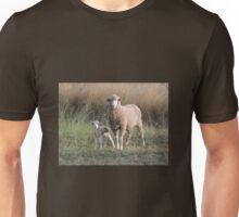 Ewe and lamb Unisex T-Shirt