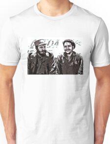 Fidel Castro and Che Guevara Unisex T-Shirt