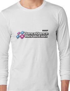 Dance Dance Revolution by Konami Long Sleeve T-Shirt
