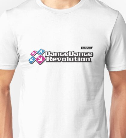 Dance Dance Revolution by Konami Unisex T-Shirt