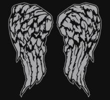 Wings One Piece - Long Sleeve