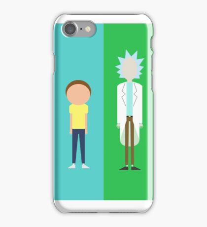 Rick and Morty &co iPhone Case/Skin