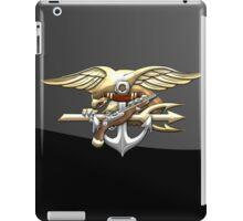 U.S. Navy SEALs Trident Emblem  iPad Case/Skin