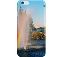 Some where over the rainbow iPhone Case/Skin