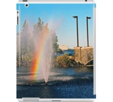 Some where over the rainbow iPad Case/Skin