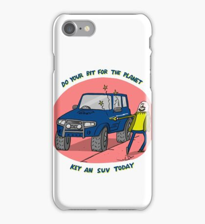 Do Your Bit! iPhone Case/Skin