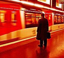 Last Train to Nowhere by Michael J Armijo