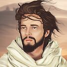 Jesus - King of Kings by TriciaDanby