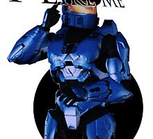 Caboose RVB I like me  by CloudMiller