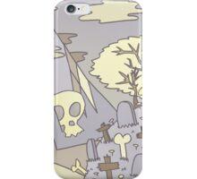 Skull Mountain iPhone Case/Skin